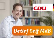 Detlef Seif MdB