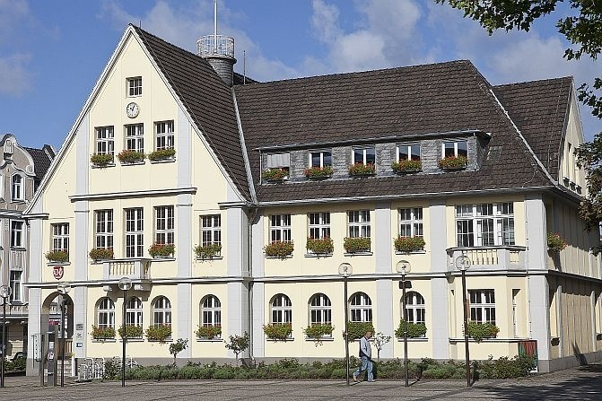 Altes Rathaus Wesseling