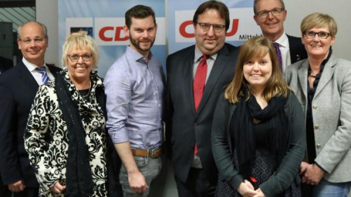 Mitgliederversammlung der CDU Mittelrhein