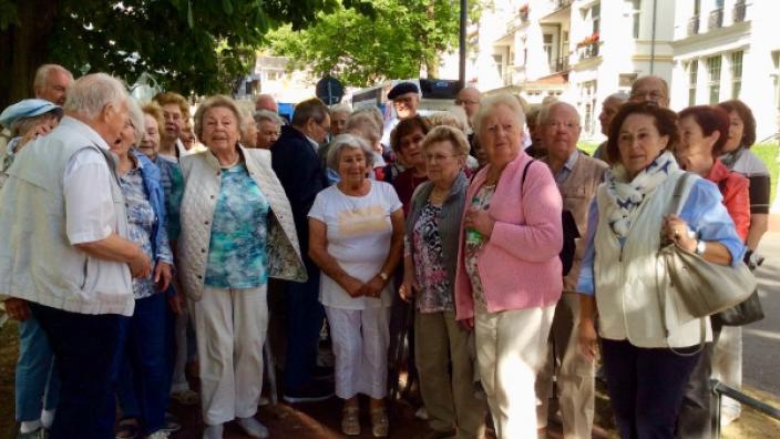 Senioren Union erlebt sonnige Tage auf der Insel Usedom
