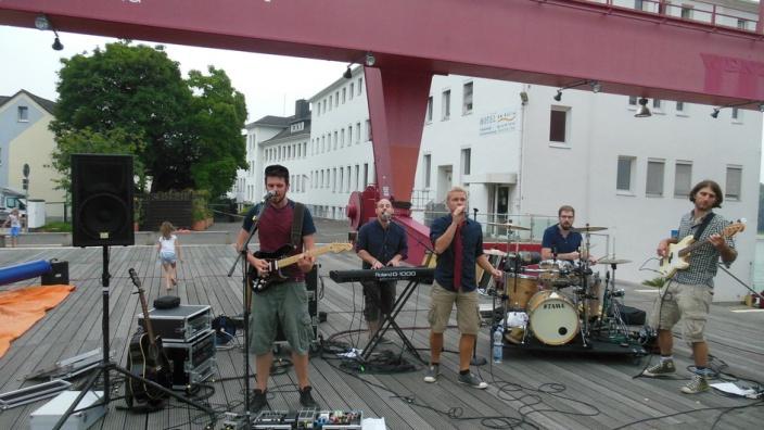 Live Band mit kölschem Rock: Pimock! SPITZE!