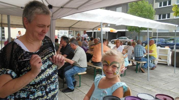 Familien- und Sommerfest der CDU Wesseling 2015