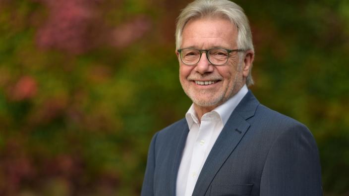 """Hans Wilhelm """"Willi"""" Simons"""" Wahlkreis 10 Keldenich"""